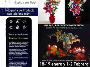 Curso de fotografía de producto con smartphone