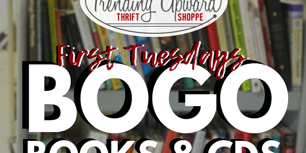 november 5 l BOGO Books & CDs