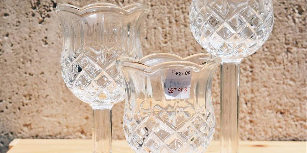 oct 29 - nov 2 l 50% off glass, decor, and more!