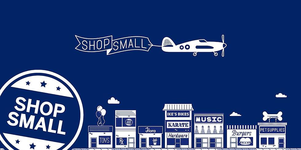 nov 28 | small business saturday -- customer appreciation!