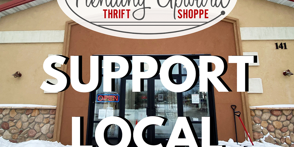 #SupportLocal