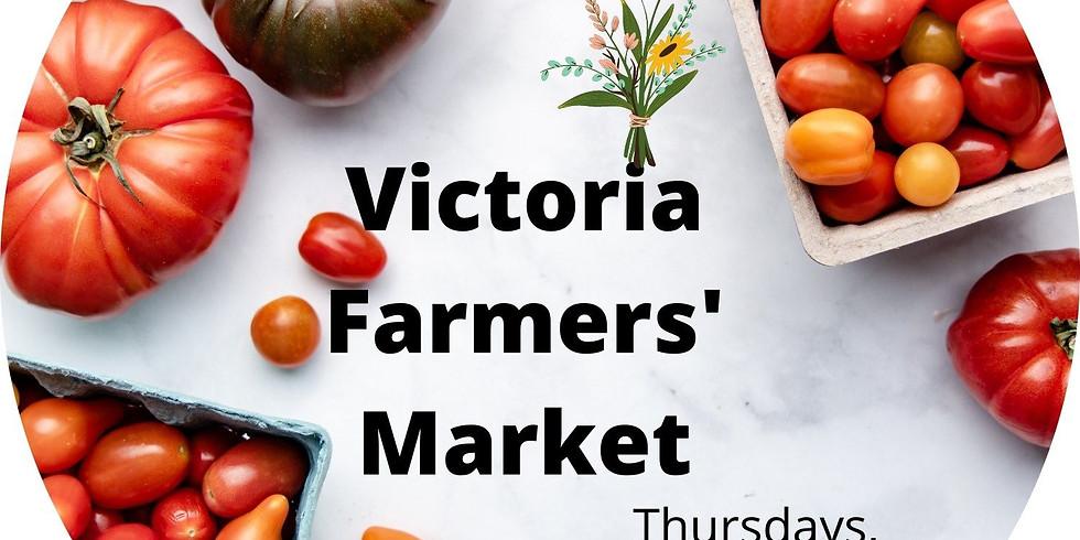 july 15 | VICTORIA FARMER'S MARKET