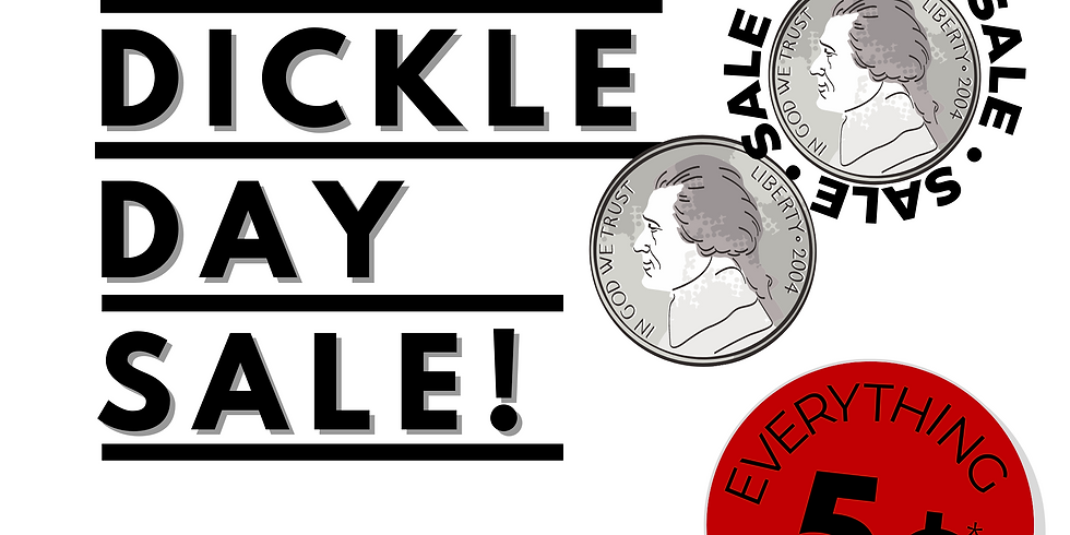 sept 17-19   nickle dickle day sale