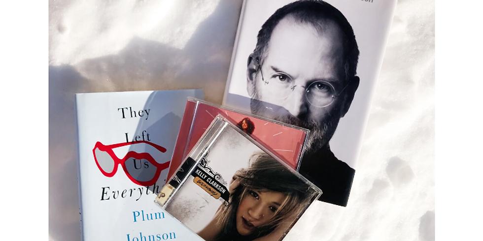 june 2-6   BOGO books + cds