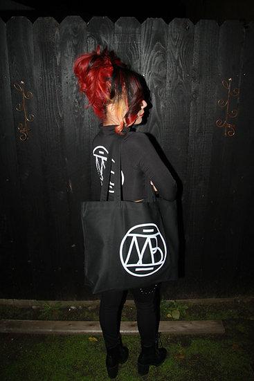 MB Logo Tote Bag