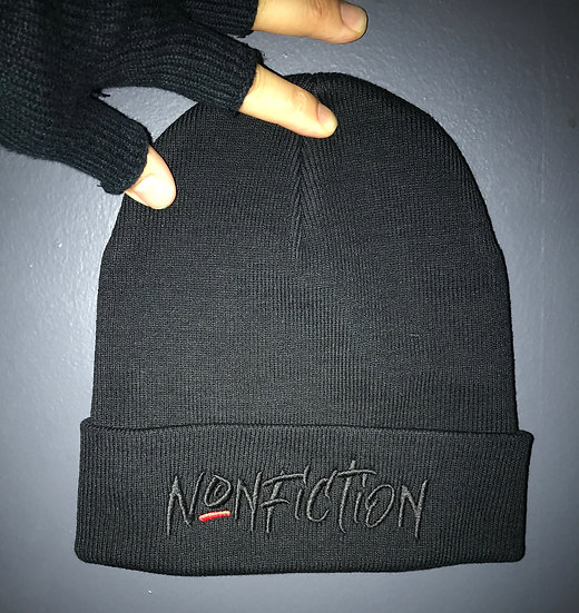 Nonfiction Beanie