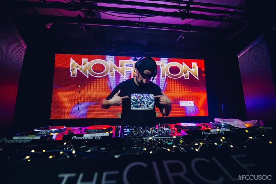 DJ Nonfiction @ Focus OC - Tuesday's