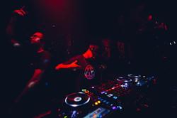 DJ Nonfiction during his set!