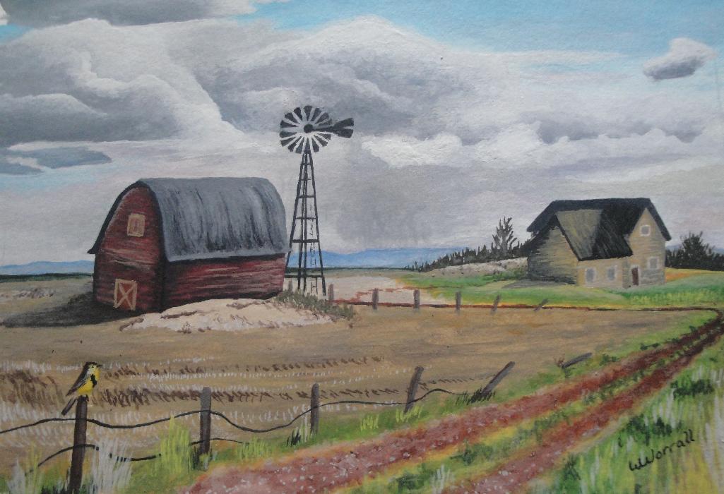 The Forsaken Family Farm