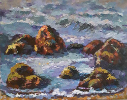 Crabble Rocks