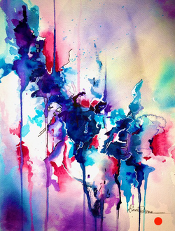 The Colour of Thought - SOLD