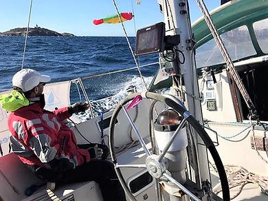 convoyage bateau mer