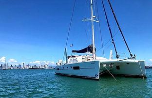 convoyage voilier catamaran skippage professionnel