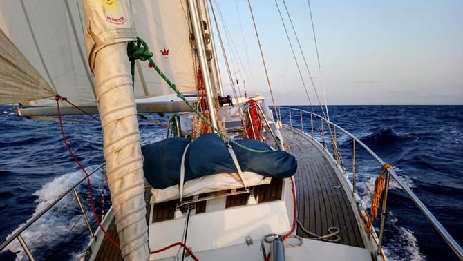 3594 MN dans l'océan Indien