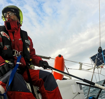 skipper-pro-convoyage. Route du Rhum 2022