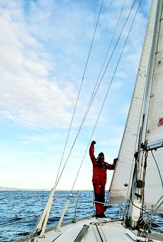 skipper professionnel convoyage skippage voilier