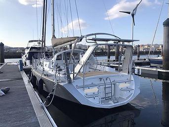 convoyage professionnel voilier Boréal 44