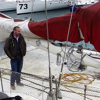 Skipper professionnel convoyage bateau voilier