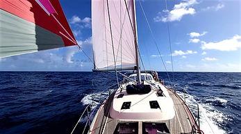 convoyage transat skipper professionel
