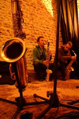 Labo Chantal Huzine / Studio d'enregistrement