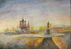 Площадь Богоявления