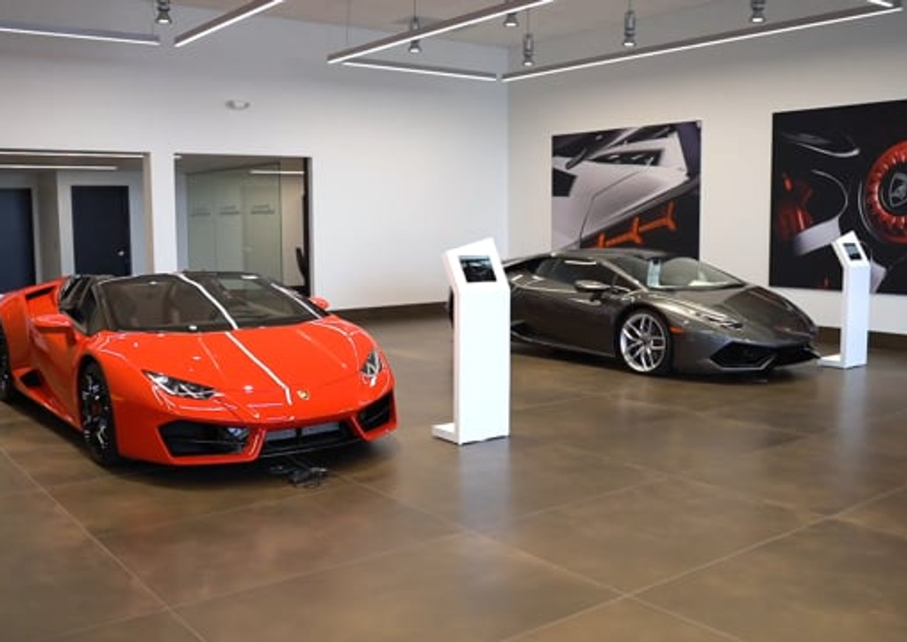Los Ghost Productions Exotic Motor Cars