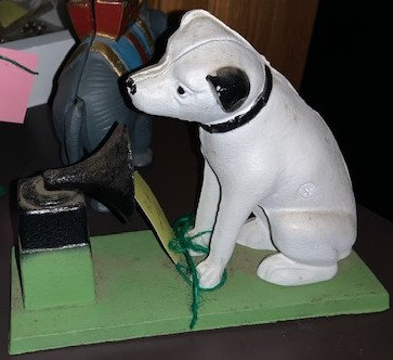 """""""Nipper"""" (His Master's Voice) Bank"""