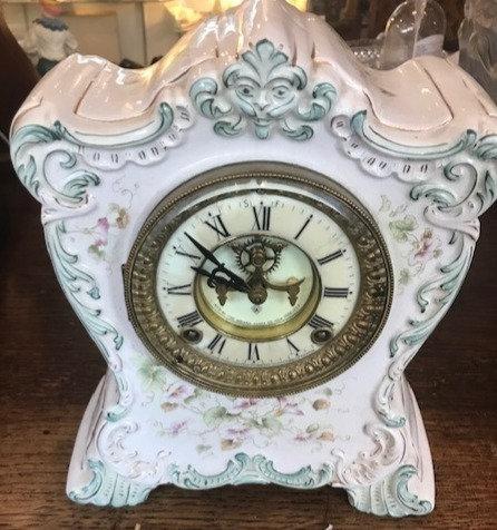 Ansonia Escapement Clock