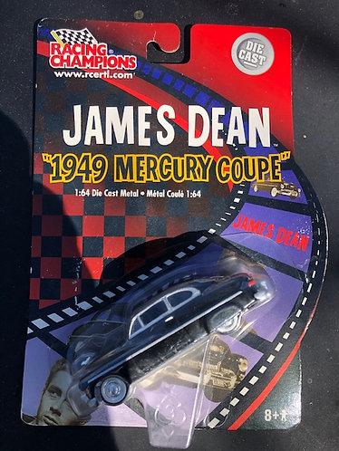 James Dean's '49 Mercury Coupe