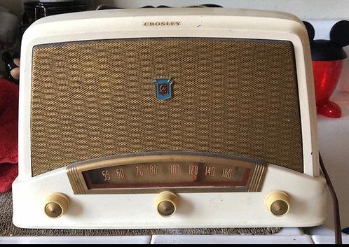 Crosley Tube Radio