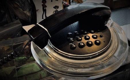Neon House Phone