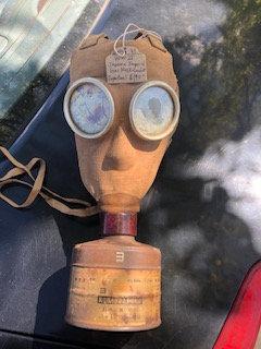 WW2 Japanese Gas Mask