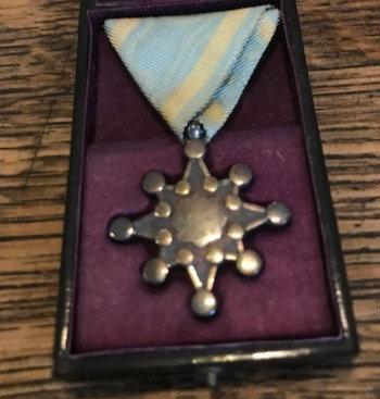 Japanese WW2 Medal