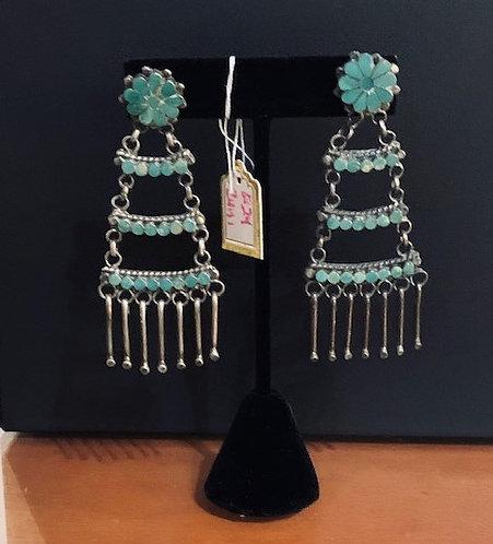 Zuni Earrings