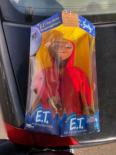 Vintage Furby E.T. Interactive