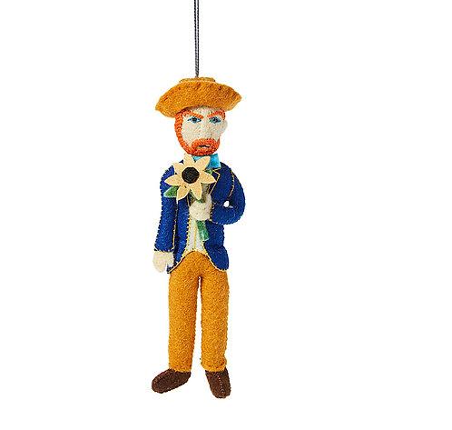 Vincent Van Gogh Ornament