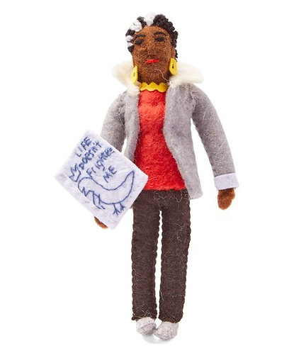 Maya Angelou Ornament