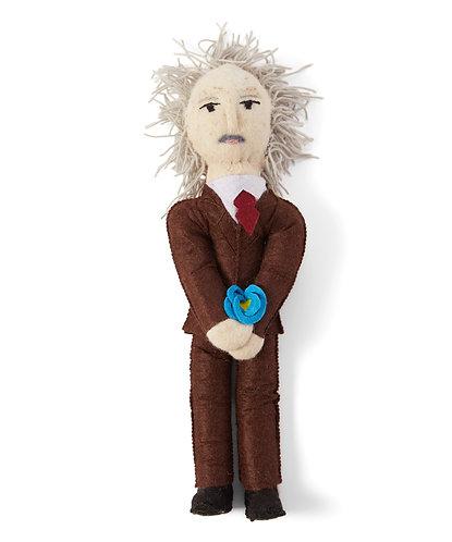 Albert Einstein Doll