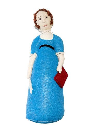 Jane Austen Bookend