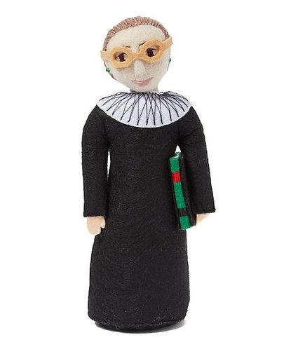 Ruth Bader Ginsburg Bookend