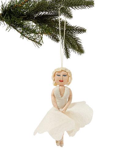 Marilyn Monroe Ornament