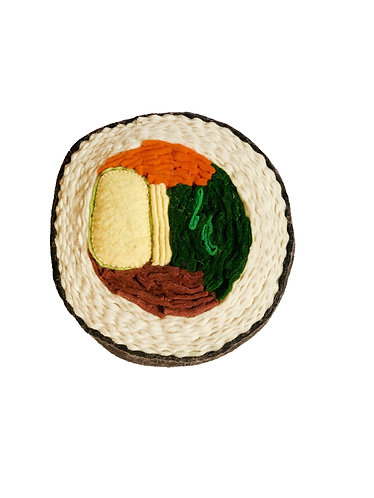 Sushi Roll Pillow