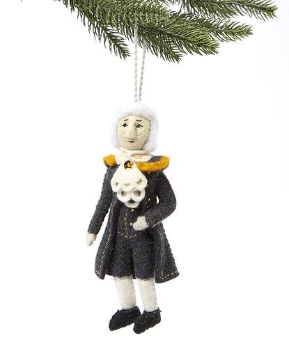 Alexander Hamilton Ornament