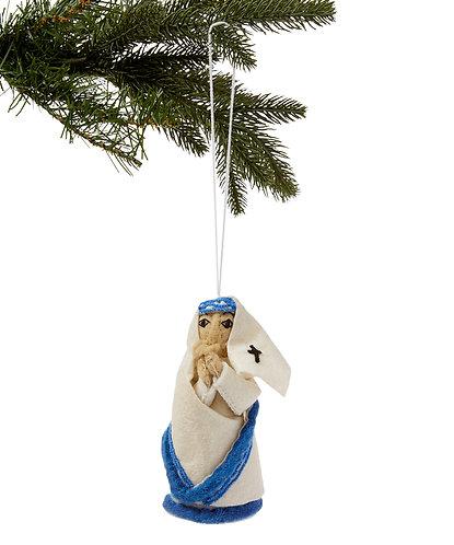 Mother Teresa Ornament