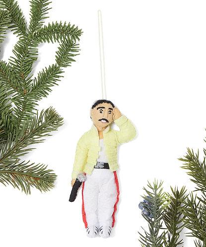 Freddie Mercury - Jacket Ornament