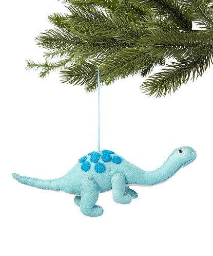 Brontosaurus Ornament