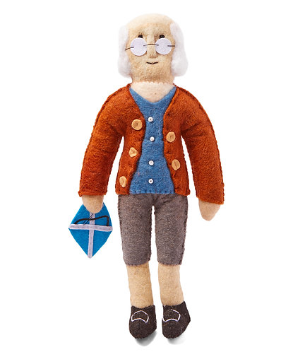 Ben Franklin Doll