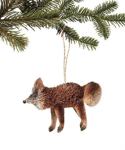 Bottle Brush Fox