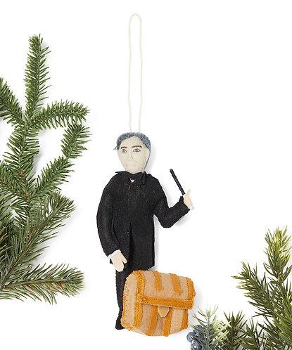 Harry Houdini Ornament