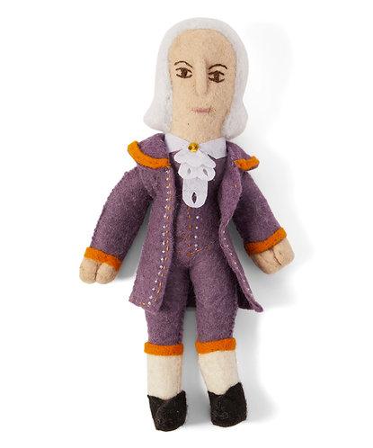 Alexander Hamilton Doll